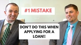 Top Mistake People Make When Applying For A Mortgage   Home Loan Application Mistakes