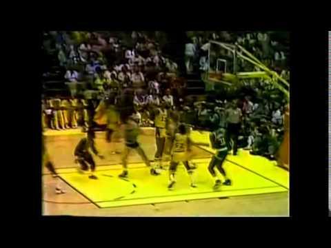 1984 NBA Finals Gm 3 - Larry Bird: 30Pts/6Rbs/2Asts