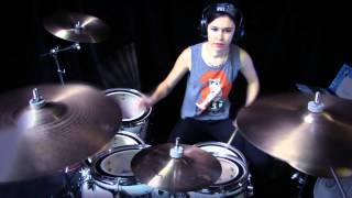 LA Woman - The Doors - HD Drum Cover By Devikah
