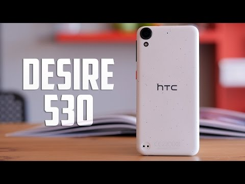 HTC Desire 530, review en español
