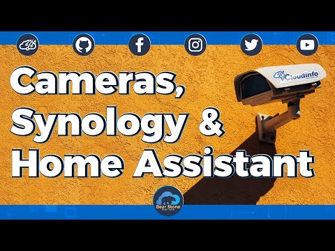Using Foscam cameras with Home Assistant and Synology