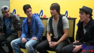 Big Time Rush Boyfriend LIVE!!! Acoustic Performance
