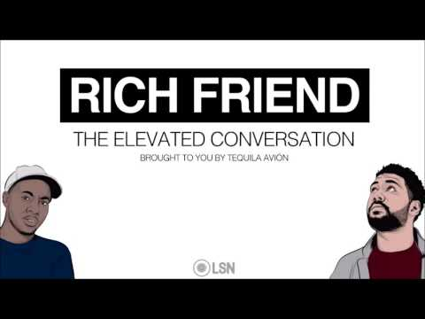Rich Friend: The Elevated Conversation - Brocky Marciano, Rap's Resident Renaissance Man
