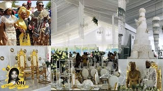 Somizi And Mohale's Golden Wedding