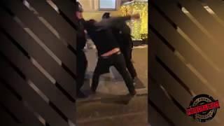 Gambar cover Чеченский БОЕЦ устроил ПОГРОМ в БАНКЕ и избил сотрудников ГБР (полное видео)