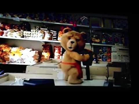 TED DER FILM BESTE SZENE