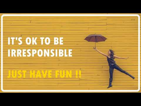 Abraham Hicks - Be Irresponsible And Follow Your BLISS. Just Have Fun // [한글자막]