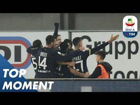 Pellissier Scores Dramatic Last Minute Goal! | Chievo 1-1 Inter | Top Moments | Serie A
