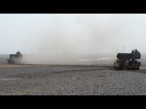 19 בפברואר 2012: פריצת שדה מוקשים חלק 4