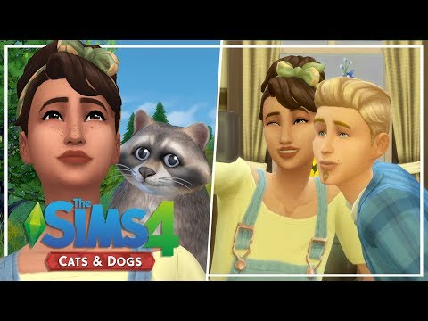 TRUE LOVE?! // The Sims 4: Wolf Pack Challenge #7