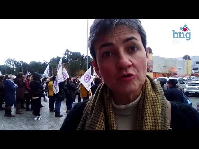 Carmen Núñez: 8 de marzo