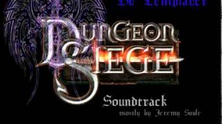 Dungeon Siege 1 Soundtrack 15 - The Subterranean river