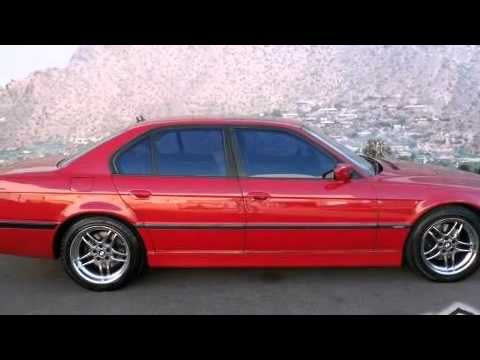2001 bmw 7 series 740i in phoenix az 85014 youtube. Black Bedroom Furniture Sets. Home Design Ideas