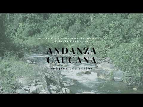 Andanza Caucana - Cristian Pérez