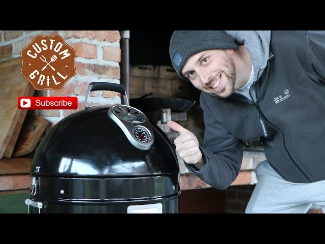 NAPOLEON APOLLO WATER SMOKER, - Unboxing and Assembly - By Customgrill