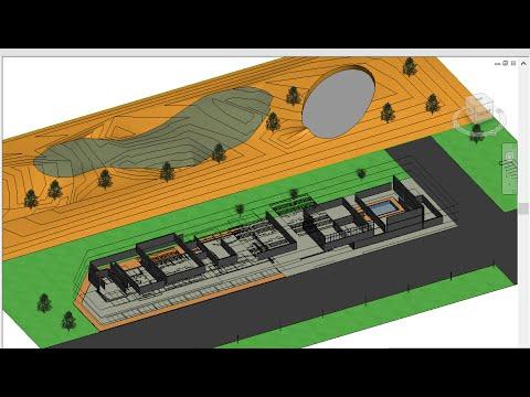 Import AutoCad Floor Plan to Revit
