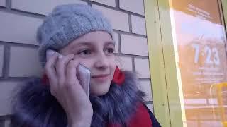 Фильм ужасов ,,В заперти,,!2018!Настюха 1555!