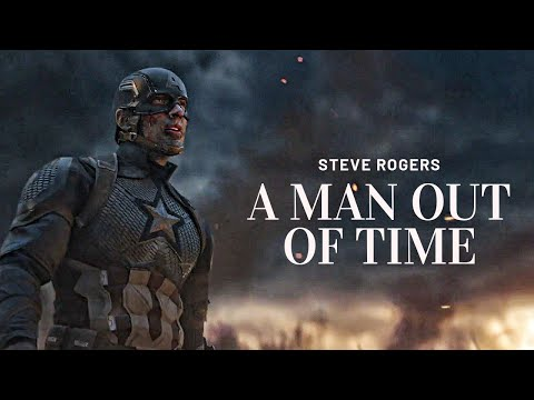(Marvel) Steve Rogers | A Man Out Of Time | Captain America