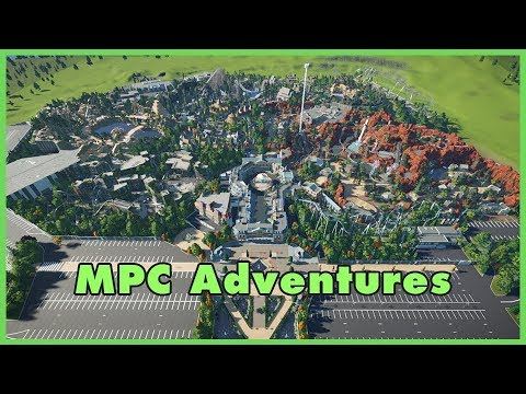 MPC Adventures: Park and Resort! Park Spotlight 111 #PlanetC