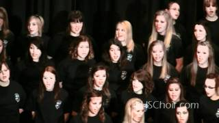 Sigalagala - Performed by Lincoln High School Gospel Choir - Thief River Falls MN