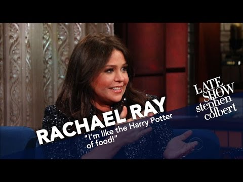 Rachael Ray Knows: The Way To Stephen's Heart Is Through His Stomach