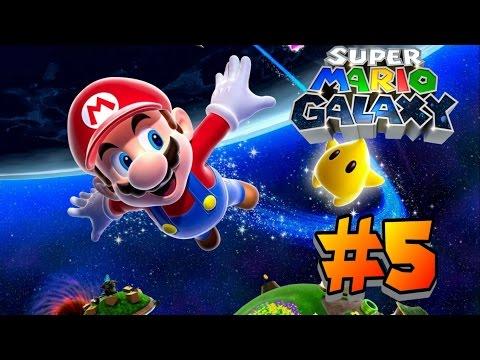 Super Mario Galaxy #5 - Dita zea mi suehte