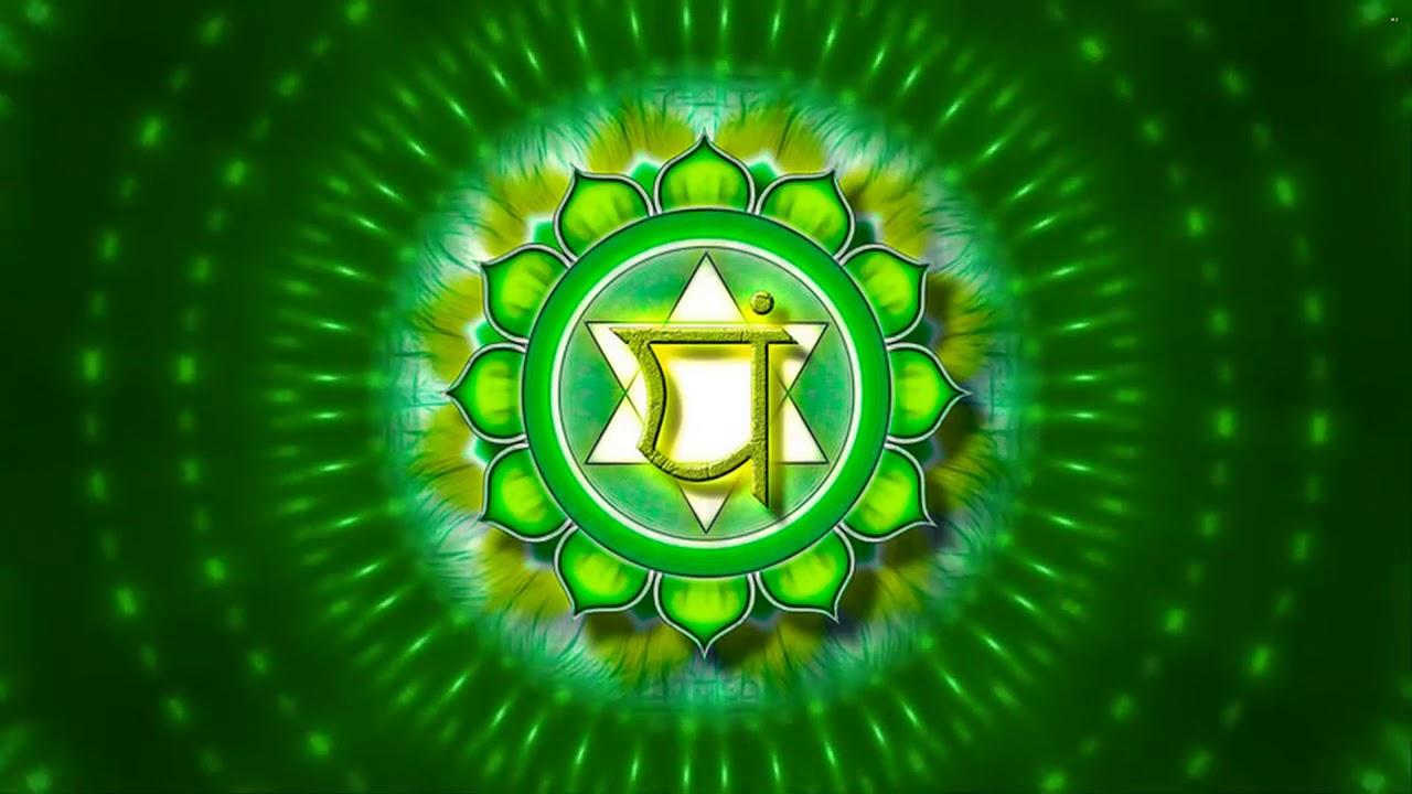 MANTRA PARA Sanar y Desbloquear el Cuarto chakra Anahata - YouTube