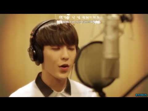 [Vietsub+Kara] Minhyuk (BTOB) - Wash Away (I will be your melody S3_Pt.1)