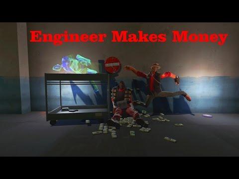 Engineer Makes Money