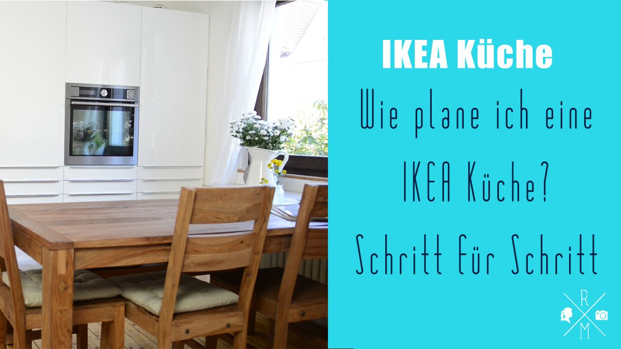 wie plane ich eine ikea k che ikea metod youtube. Black Bedroom Furniture Sets. Home Design Ideas