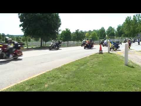 Run for the Wall stops in Wentzville