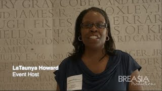 Howard Corporate Centre:  Leadercast 2015 Promo