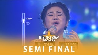 "Video Fauziah Khalida ""Cinta Dalam Hati"" I Semi Final I Rising Star Indonesia 2016 download MP3, 3GP, MP4, WEBM, AVI, FLV Januari 2018"