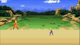 Dragon ball Z - Fighting Game Online