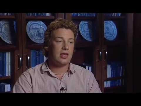 Jamie Oliver, Transforming School Food