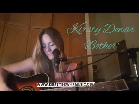 Bother - Stonesour (Kirsty Dewar Acoustic Cover)