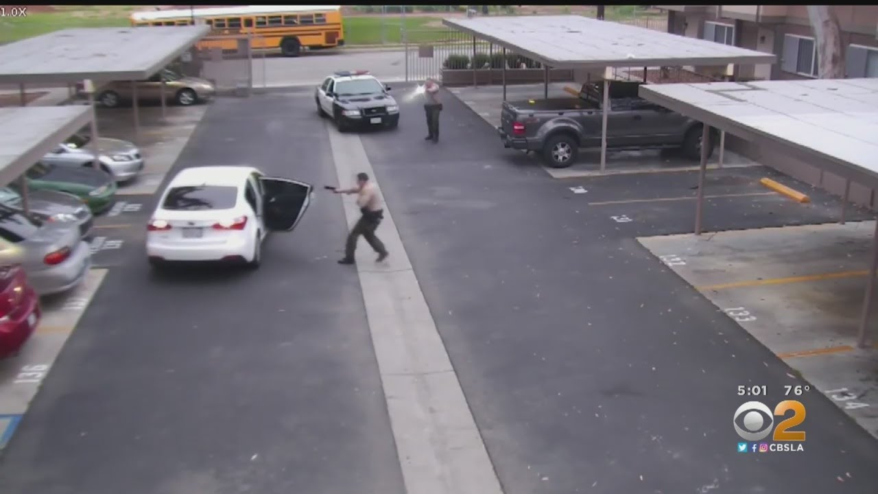 Video Release of KKKops Killing Black Man In Parking Lot