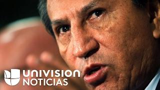 Gobierno de Perú solicita ayuda a EEUU para la detención del expresidente Alejandro Toledo