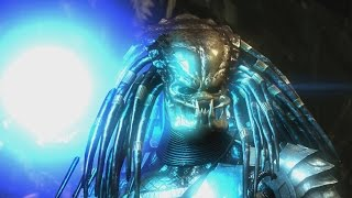 Mortal Kombat X - Cyber Predator Costume / Skin *PC Mod* (1080p 60FPS)
