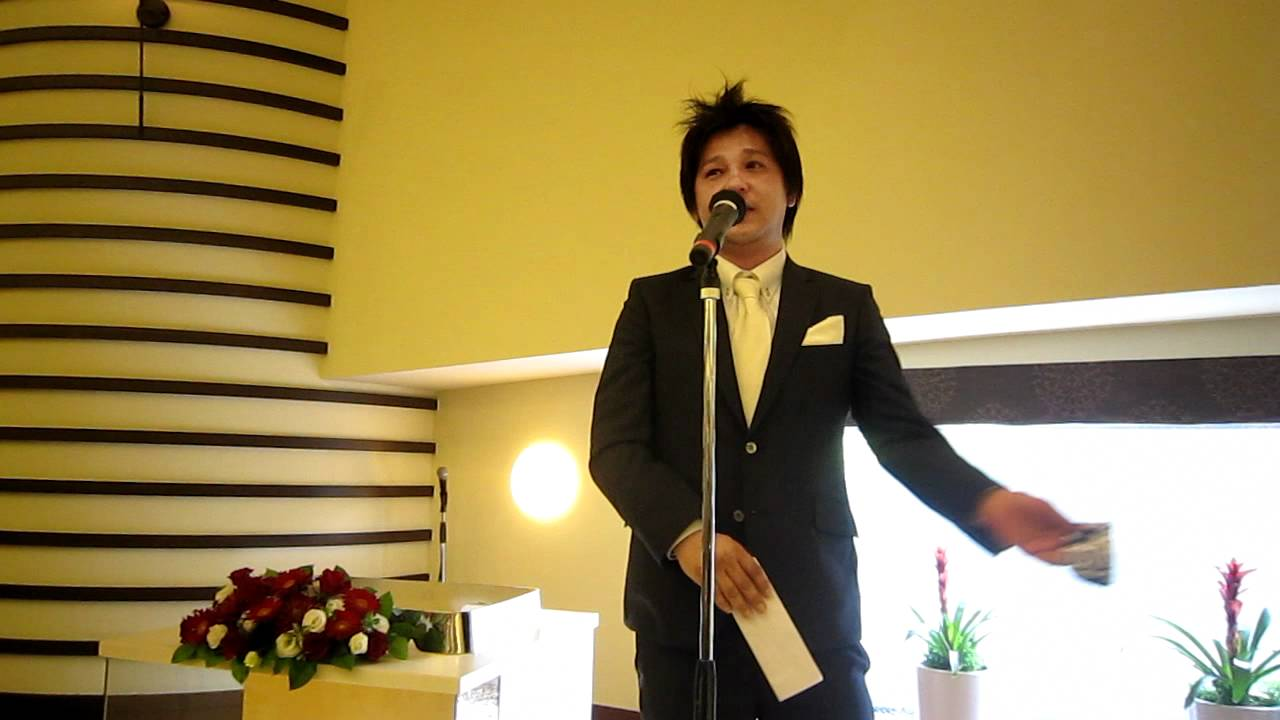 結婚 式 スピーチ 上司 新婦