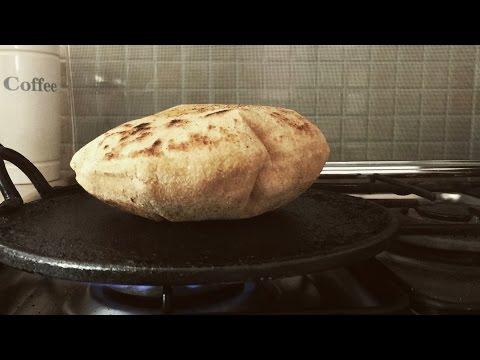 pita-bread-recipe-|-pain-pita-recette