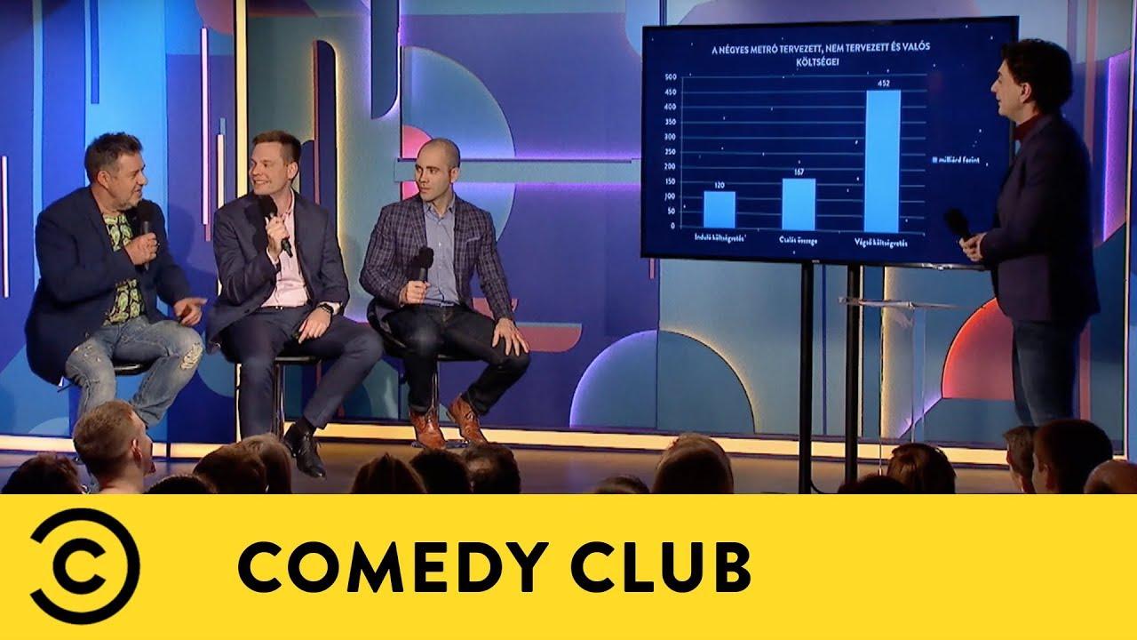 Korrupció | Dumaaktuál | Comedy Club