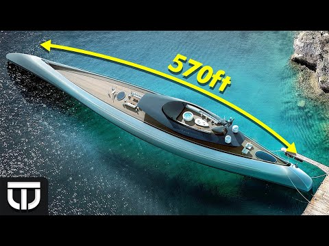Most Insane Yachts in the World | Luxury Lifestyle | The Drop