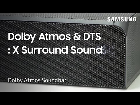Set Up Dolby Atmos and DTS: X Surround Sound on Your Dolby Atmos Soundbar Mp3