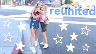 REUNITED with Lilly K!!! | Dance Moms vlogs | FLASHBACK FEBRUARY WK 1 | Pressley Hosbach