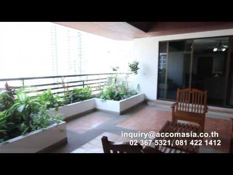 Apartment for rent in Bangkok - Prom Pong BTS. Bangkok condo rent sale.