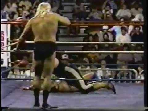 Kevin Sullivan & Cactus Jack vs. Keith Hart & Tim Parker [1990-04-14]