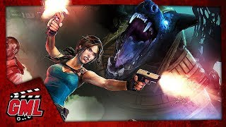 LARA CROFT AND THE TEMPLE OF OSIRIS - FILM JEU COMPLET EN FRANCAIS