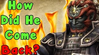 Breath Of The Wild Theory - How Did Ganon Return?