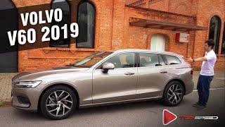 Avaliação Volvo V60 2019 #Savethewagons   Top Speed